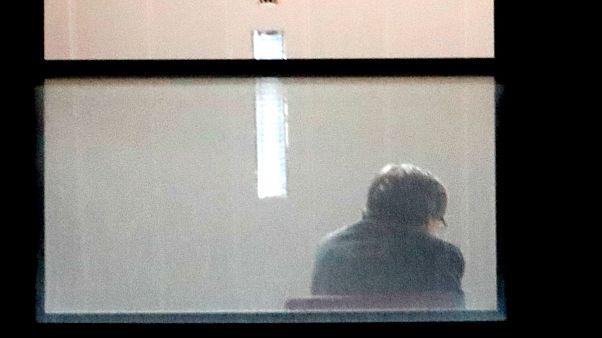 Carles Puigdemont und Mitstreiter in Belgien unter Auflagen frei gelassen