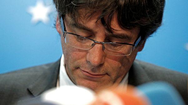Audiencia en Bélgica para Puigdemont y los cuatro consejeros el 17 de noviembre