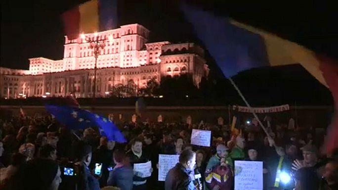 Roumanie : nouvelle mobilisation anti-corruption