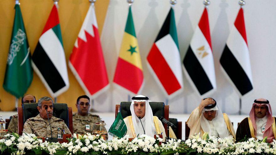 ائتلاف سعودی ایران را به «اعلان ضمنی جنگ» به عربستان متهم کرد