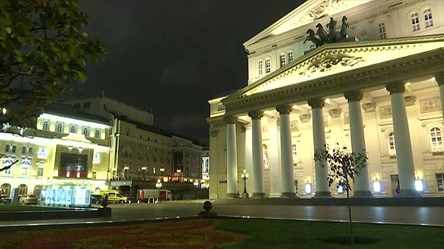 Falso allarme bomba al Bolshoi di Mosca