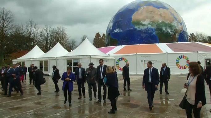 """مؤتمر بون للمناخ """"تحالف كبير"""" في مواجهة رفض ترامب للتغير المناخي"""