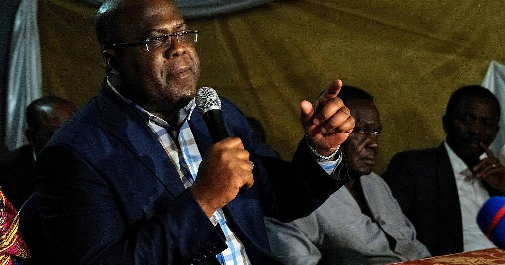 Dr Congo Presidential Polls Slated For December 2018