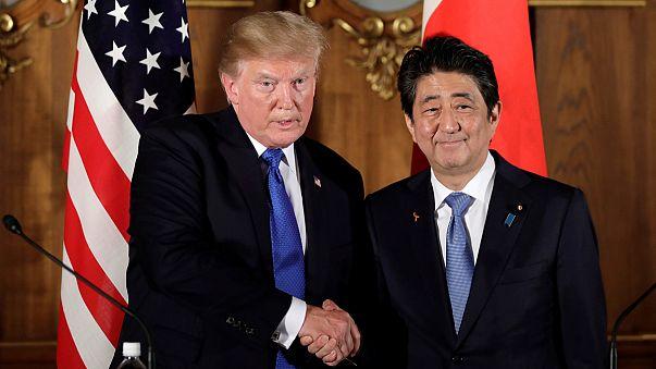 """Trump zu Nordkorea: """"Ära der strategischen Geduld ist vorbei"""""""