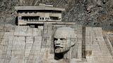 Így néznek ki Lenin emlékművei 100 évvel az orosz forradalom után