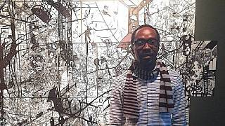 Detained Equatorial Guinea cartoonist wins top award