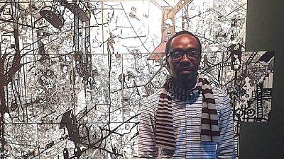 Detained Equatorial Guinea cartoonist wins top award