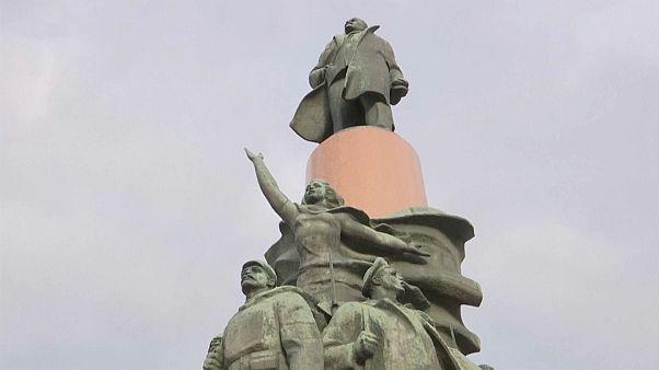 Descendientes de la Revolución Rusa