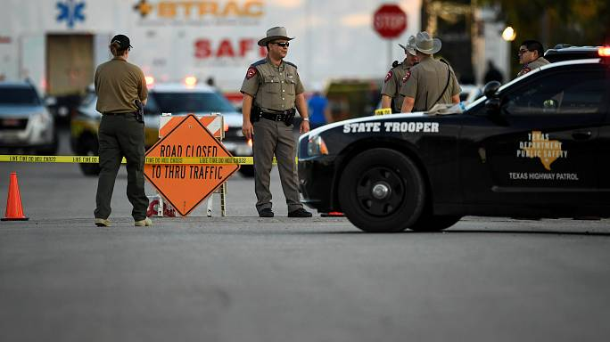 Authorities name Texas gunman as 26-year-old former US Air Force member