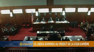 Le Liberia suspendu au verdict de la cour suprême [The Morning Call]