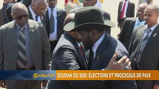Soudan du sud : Élections et processus de paix [The Morning Call]