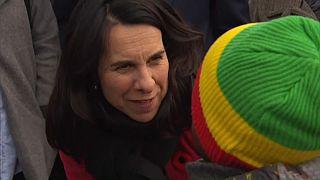 Valérie Plante, première femme élue maire de Montréal