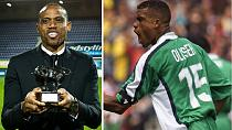 Ex-Nigeria footballer Oliseh named best coach in Dutch second tier