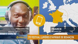 """Festival """"Lumières d'Afrique"""" à Besançon [Grand Angle]"""