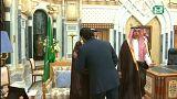 سعد حریری با پادشاه عربستان دیدار و گفتگو کرد