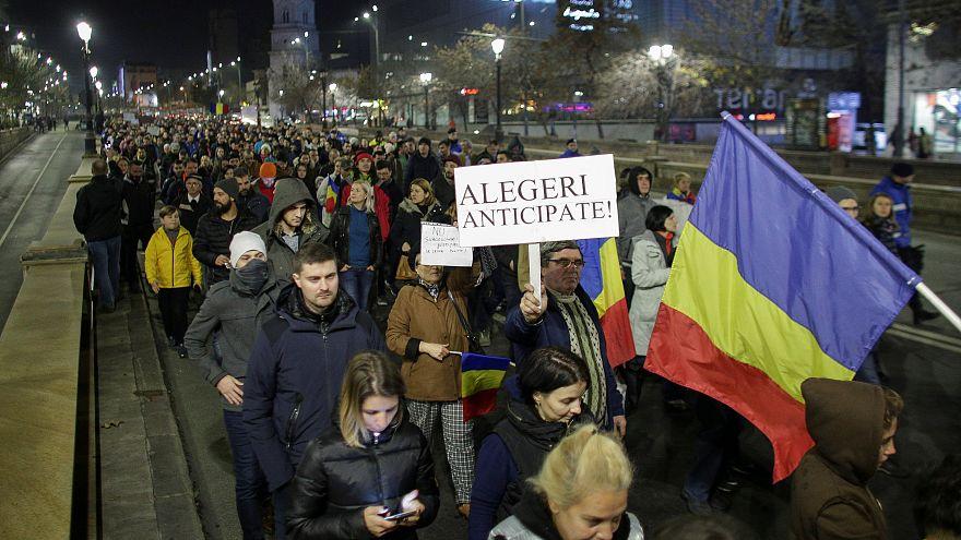 Румыния: «Хотим юстицию, а не коррупцию!»