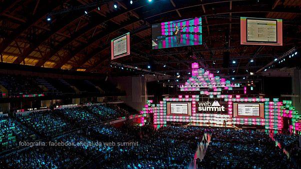 Guterres no arranque da Web Summit com Hollande e Al Gore a seguir