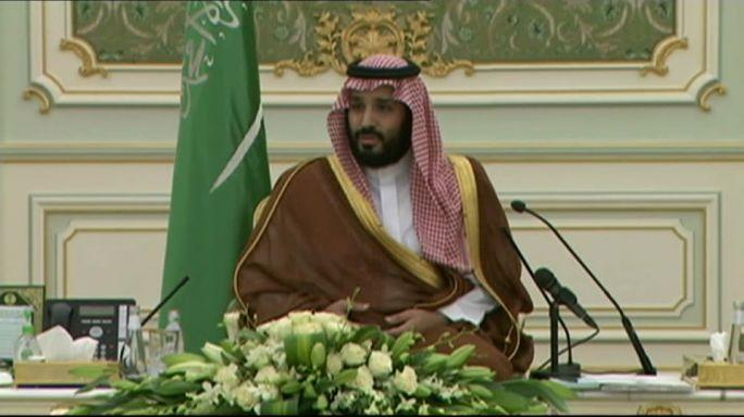 """Le prince héritier d'Arabie Saoudite """"solidifie la base de son pouvoir"""""""