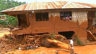 Fermeture des camps de réfugiés en Sierra Leone