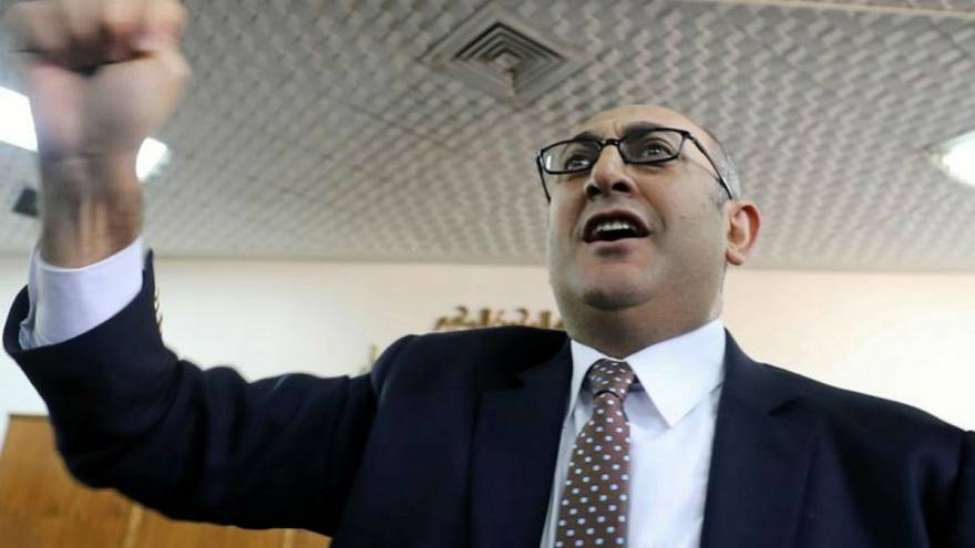 ناشط حقوقي يعلن اعتزامه الترشح لرئاسة مصر في انتخابات 2018