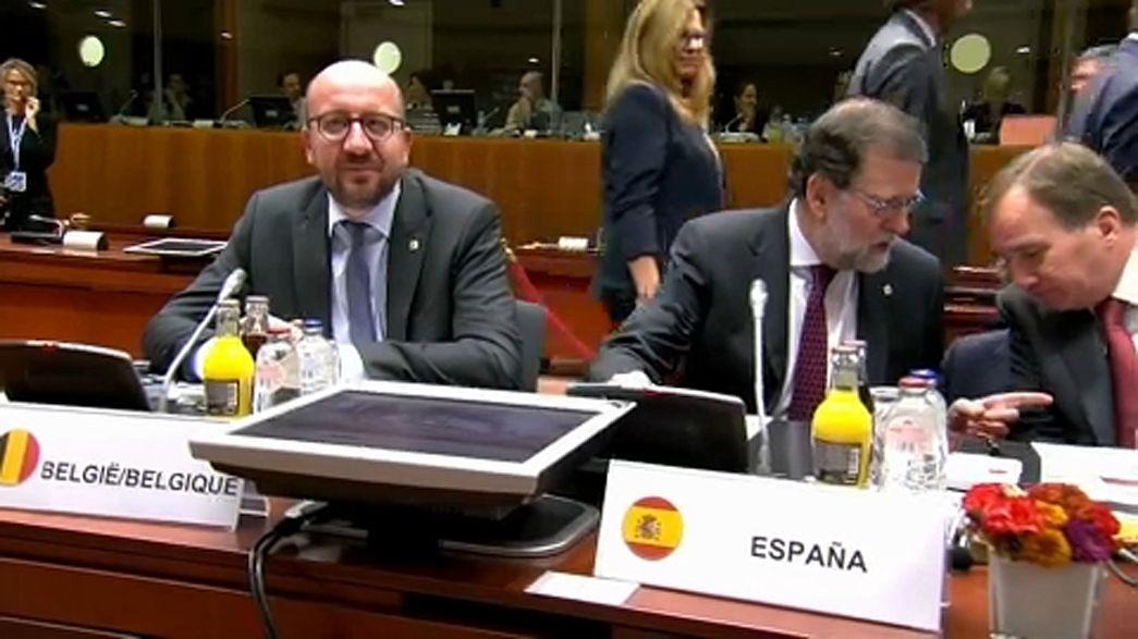 """Каталонцы в Брюсселе. ЕС и """"Райское досье"""""""