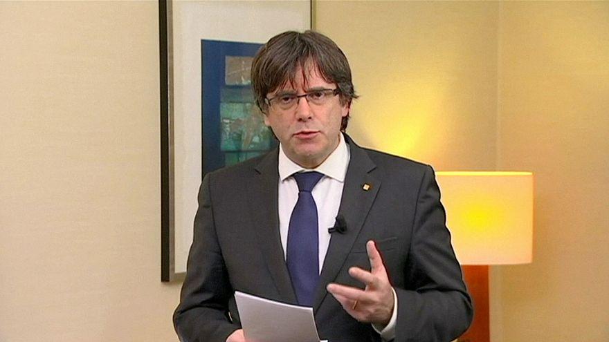 رئيس كتالونيا المعزول يتخوف من عدم حصوله على محاكمة عادلة في اسبانيا