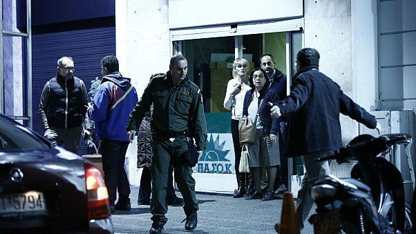 Schüsse auf PASOK-Büros in Athen