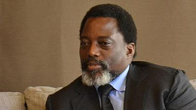 U.S. happy Kabila will not contest in December 2018 polls