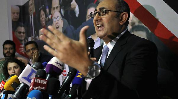 Egyptian opposition lawyer to bid for presidency