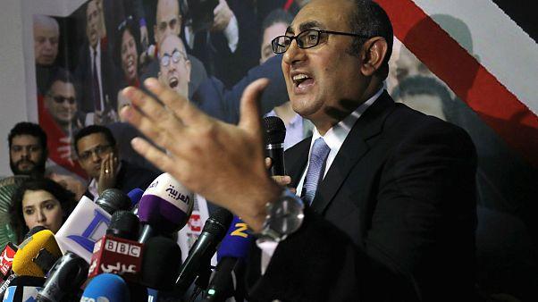 Megkezdte kampányát egy ellenzéki elnökjelölt Egyiptomban