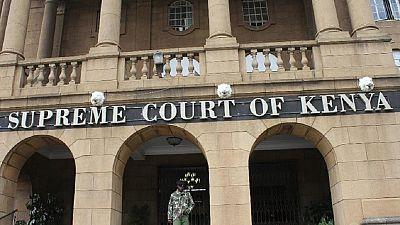 Kenya : deux recours devant la Cour suprême contre la réélection de Kenyatta
