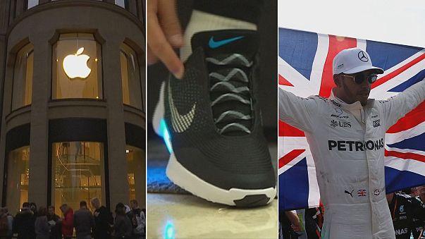 Paradise Papers revelam paraísos fiscais da Apple, Nike e Lewis Hamilton