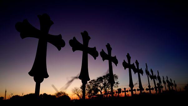 Las víctimas de la matanza de Texas