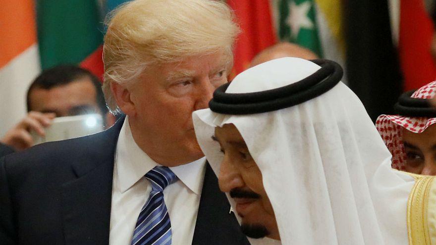 ترامپ: پادشاه و ولیعهد عربستان میدانند چه میکنند
