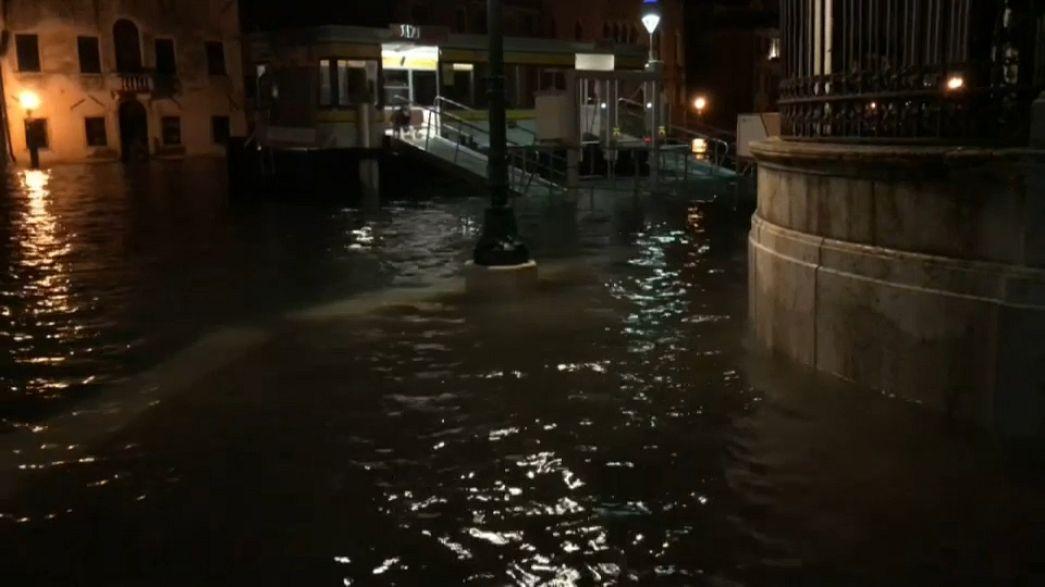 Ιταλία: Βυθίστηκε το 37% της Βενετίας