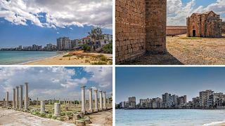 Gazimağusa'nın tarihi güzellikleri sergileniyor