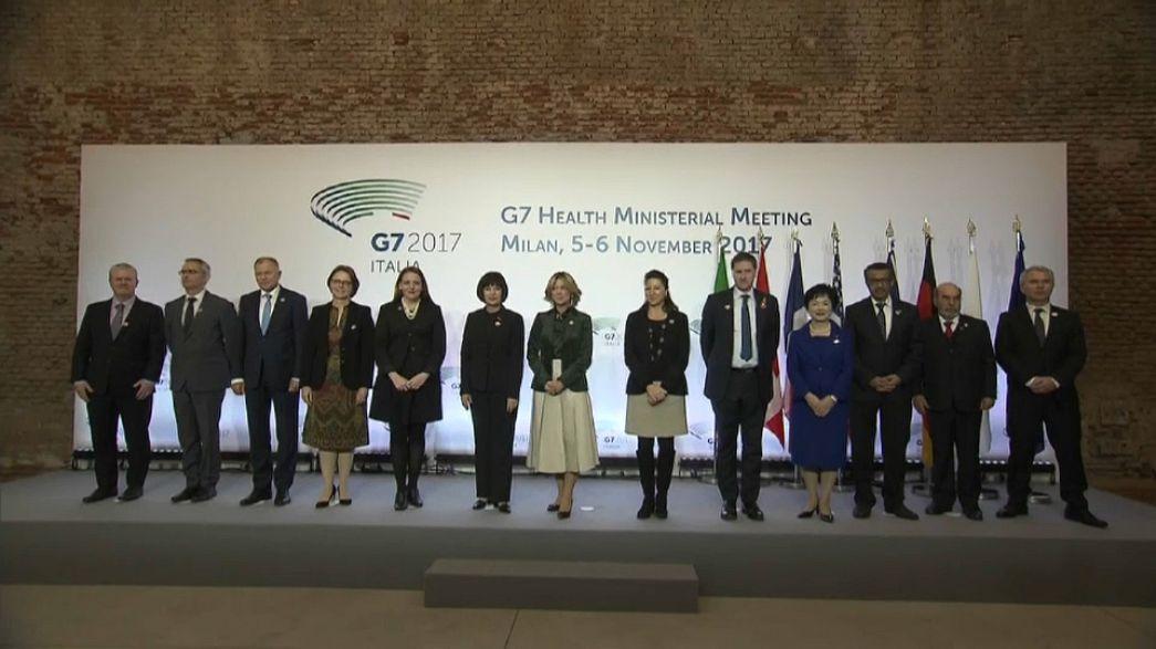G7 salute: gli Stati Uniti firmano con riserva