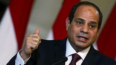 Le président égyptien Abdel Fattah Al-Sissi opposé à un troisième mandat