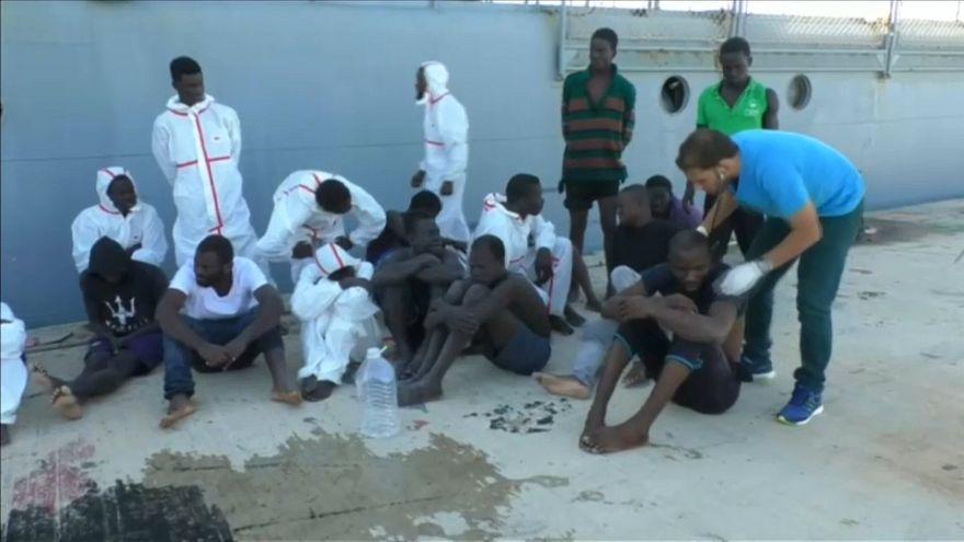 Líbia e ONG alemã trocam acusações após morte de cinco migrantes