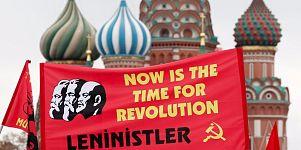 """100 Jahre Oktoberrevolution: """"Pensum an Revolutionen mehr als erfüllt"""""""