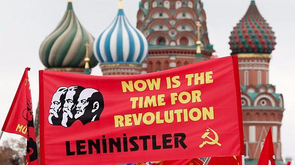 70 yılda 3 rejim değiştiren Rusya'da devrimin 100. yılı