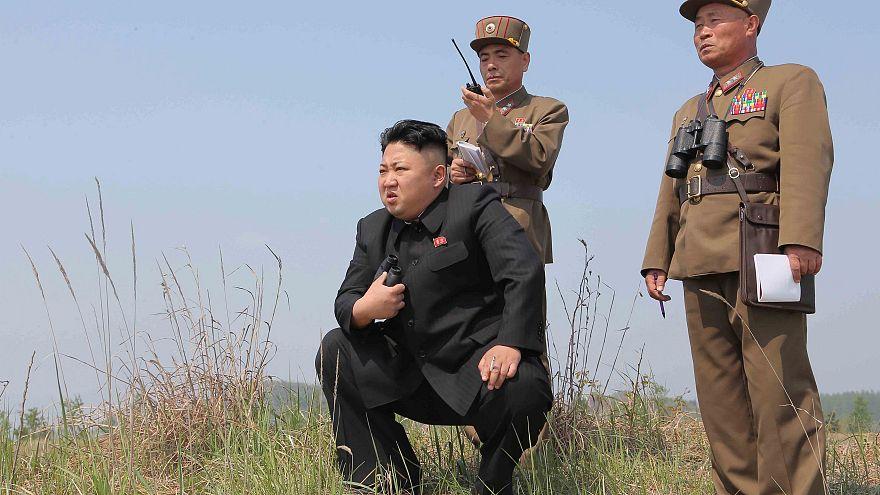"""Bericht aus Nordkorea: """"Wir sind bereit zum Kampf"""""""