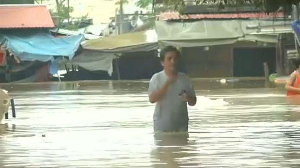 Le Forum de l'Apec maintenu malgré les inondations