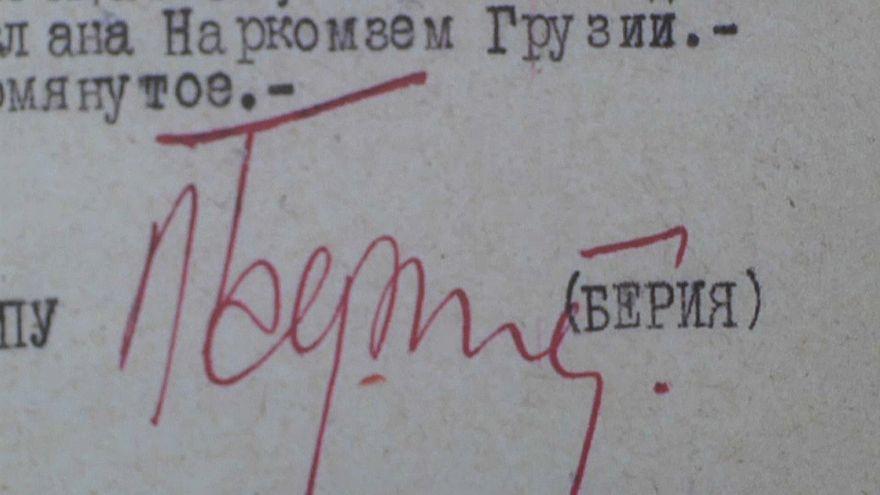 Грузия: память о жертвах советского режима