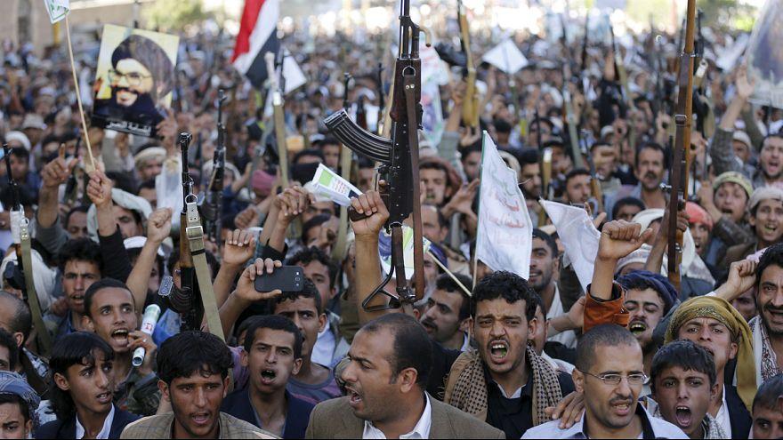 تهدید شبهنظامیان حوثی به هدف گرفتن فرودگاههای عربستان و امارات