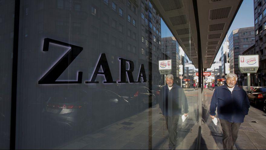 "رسائل غريبة لزبائن ""زارا"" في تركيا"