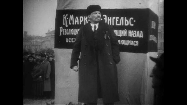 """Il """"silenzio assordante"""" delle celebrazioni per la rivoluzione russa, 100 anni dopo"""