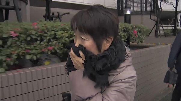 Viúva negra japonesa condenada à morte