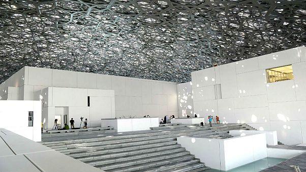 شاهد: متحف اللوفر أبو ظبي