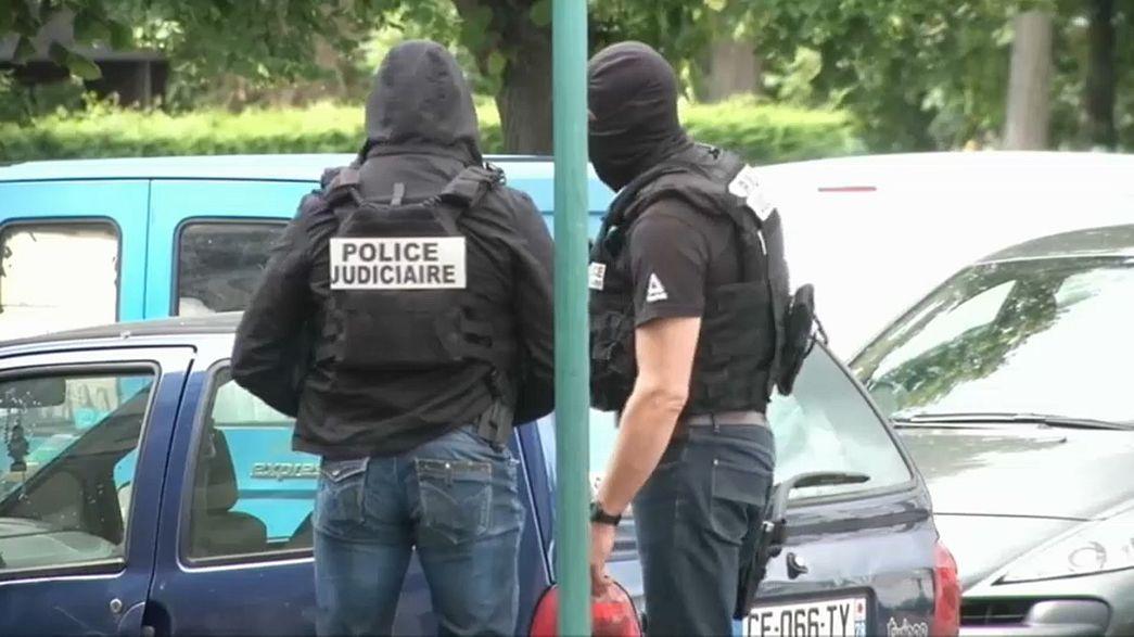 10 detenidos en una operación antiterrorista
